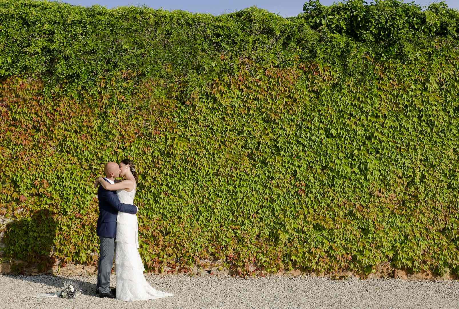 Il sogno d'amore di pina e Giampiero Sposarsi all'Isola d'Elba