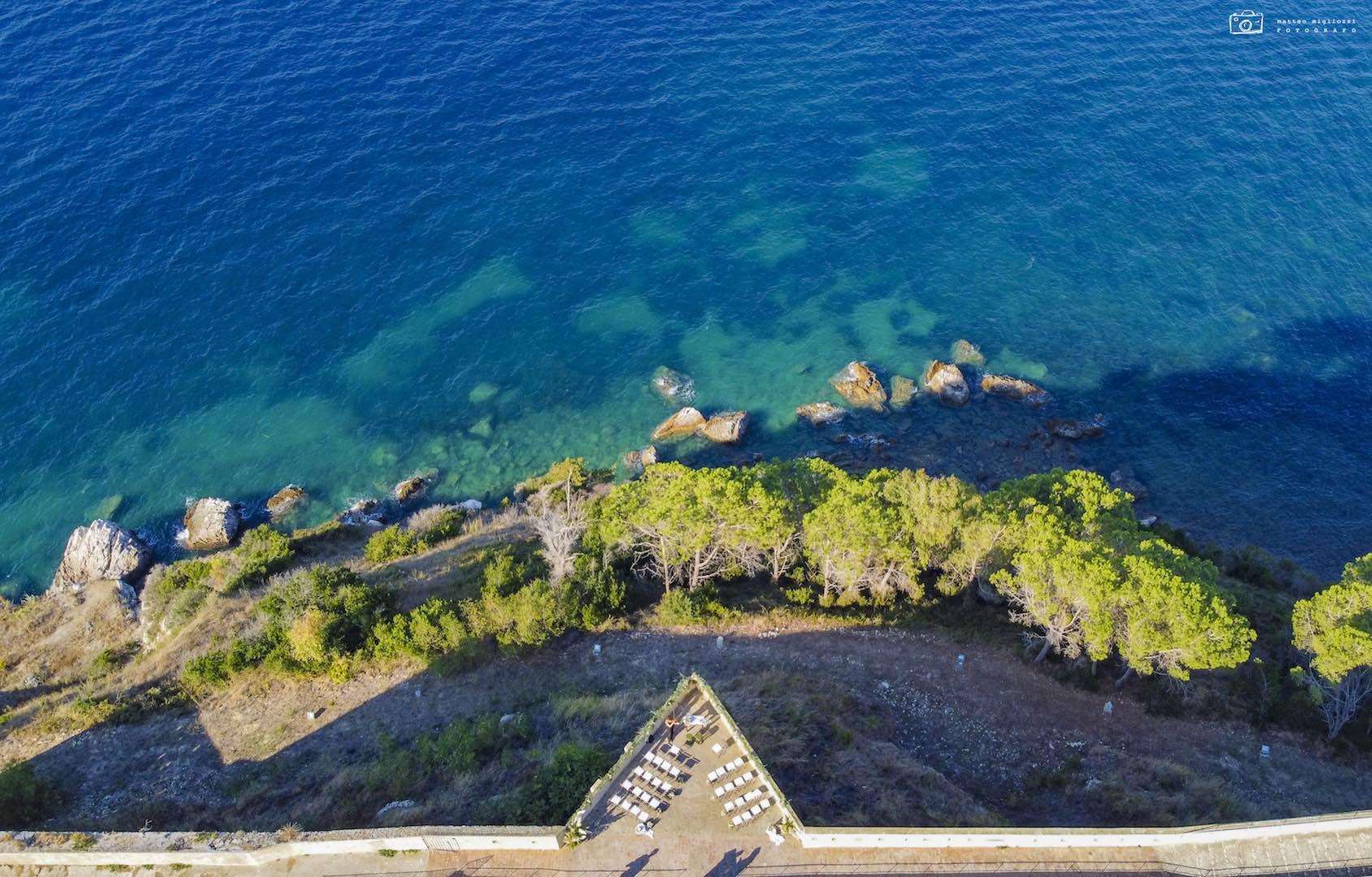 L'isola d'Elba? Una location da sogno
