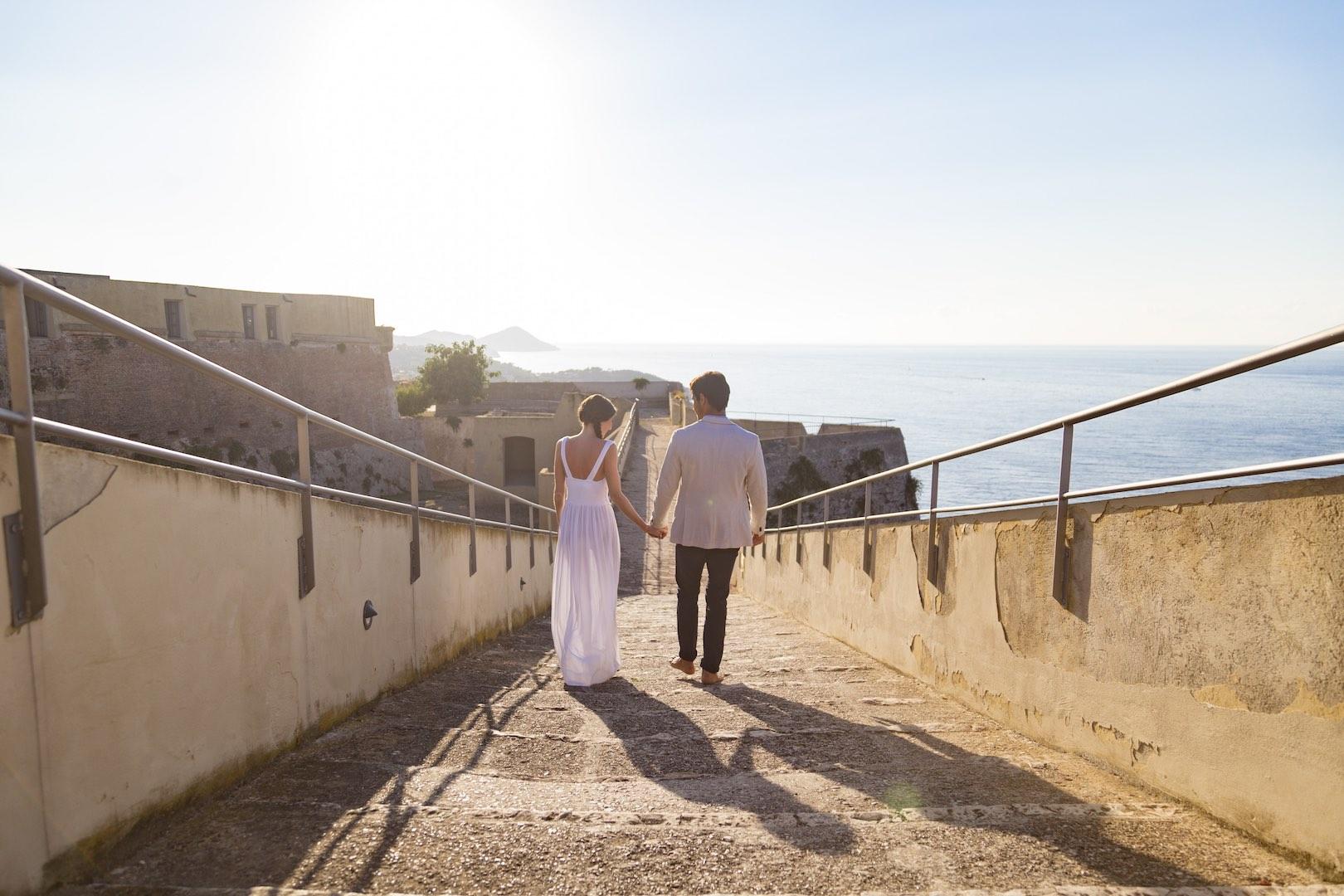 Rinnovo Promesse Isola d'Elba 2